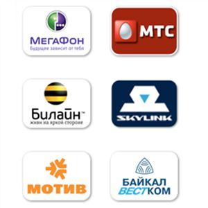 Операторы сотовой связи Петропавловска-Камчатского