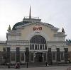 Железнодорожные вокзалы в Петропавловске-Камчатском