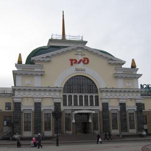 Железнодорожные вокзалы Петропавловска-Камчатского